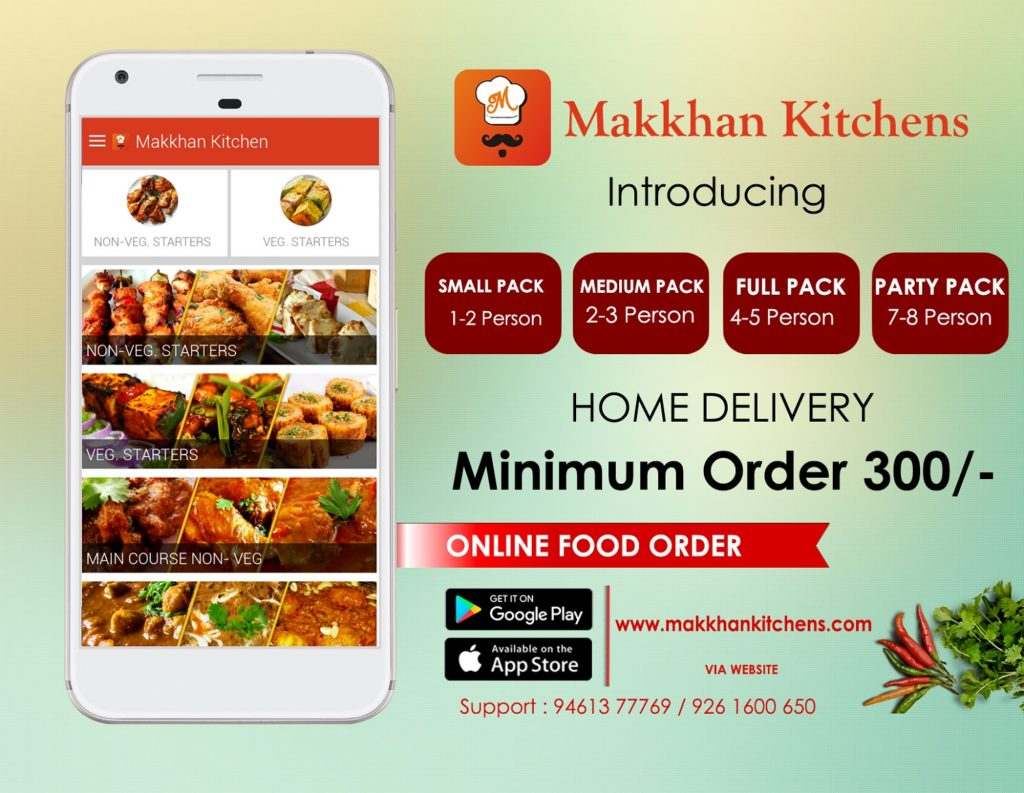 Free Veg Non Veg Food Order Online In Udaipur Free Home Delivery